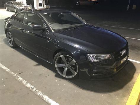 Audi A5 0 Moorabbin-airport 11391