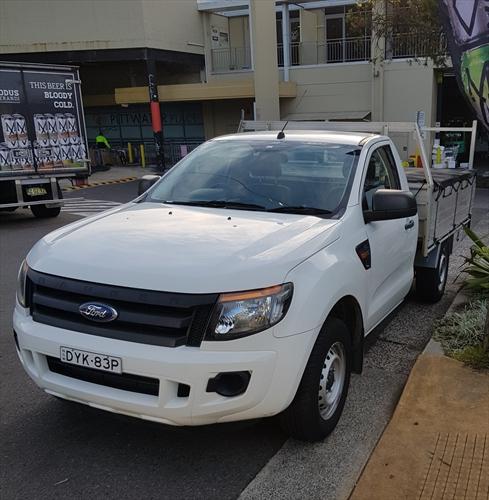 Ford Ranger 0 Clontarf  14517