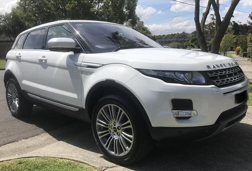 Land Rover Range Rover Evoque 0 Mount-waverley 14848