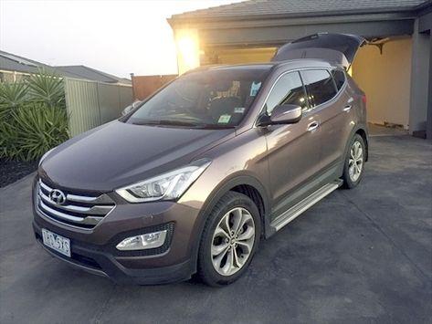 Hyundai Santa Fe 0 Altona  11659