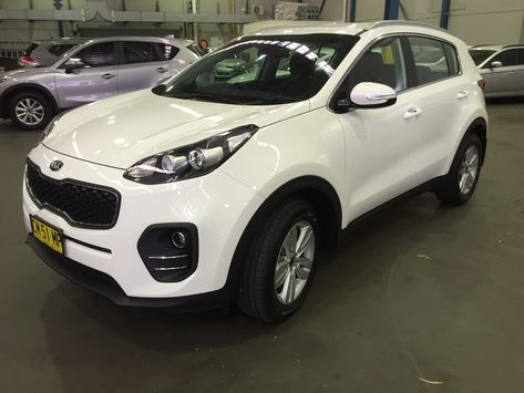 Kia Sportage 0 Macquarie-park  11776