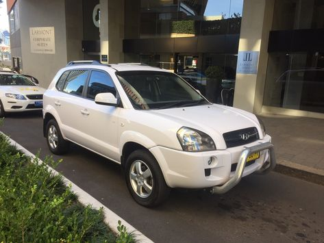 Hyundai Tucson 0 Waterloo  9700