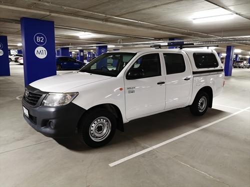 Toyota Hilux 0 Clayton 15635