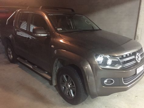 Volkswagen Amarok 0 The-entrance-north 10419