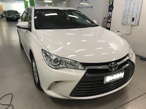 Toyota Camry 0 Tullamarine  12500