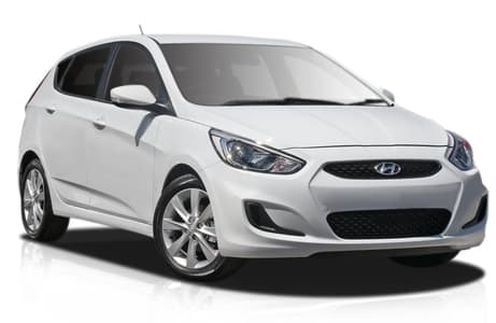 Hyundai Accent 0 Brighton 12621