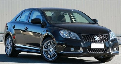 Suzuki Kizashi 0 Point-cook 12238