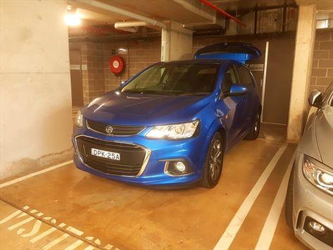 Holden Barina 0 Ryde 12396