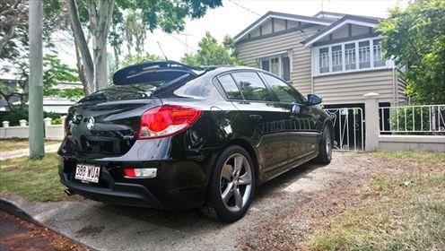 Holden Cruze 0 Coorparoo  12436