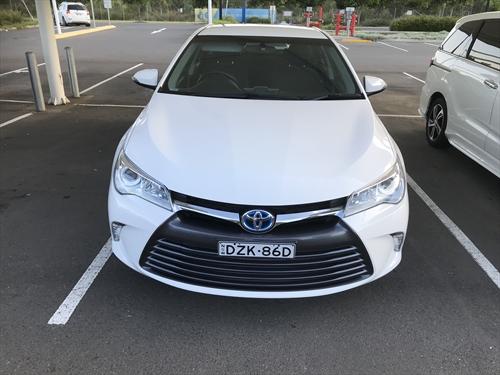 Toyota Camry 0 Glenbrook 14155