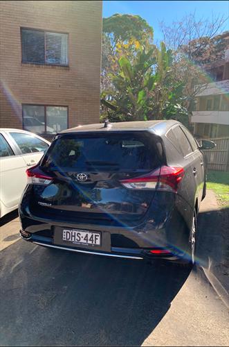 Toyota Corolla 0 Everton-park  14555