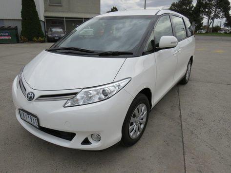 Toyota Tarago 0 Laverton-north  13837