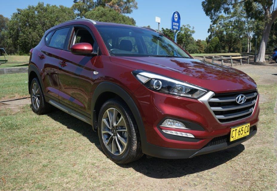 Hyundai Tucson 0 Tullamarine  14289