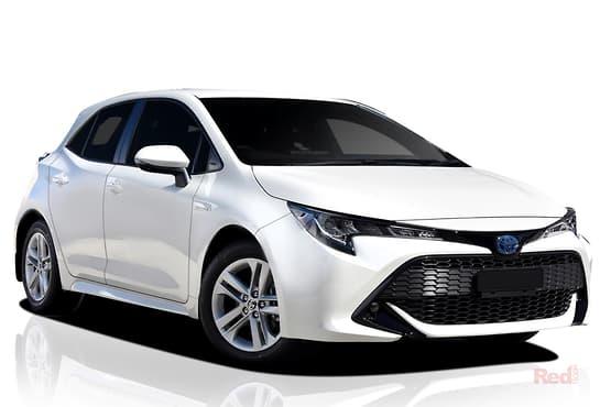 Toyota Corolla 0 Bella-vista 14731