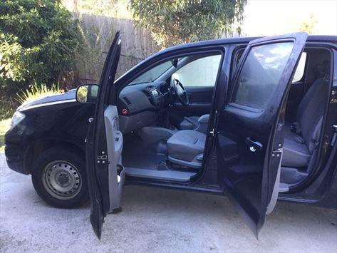 Toyota Hilux 0 Bonnet-hill  13531