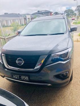 Nissan Pathfinder 0 Lyndhurst 15062