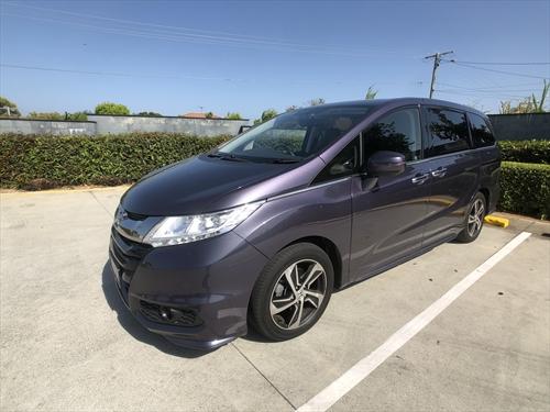 Honda Odyssey 0 Sunnybank-hills  14212