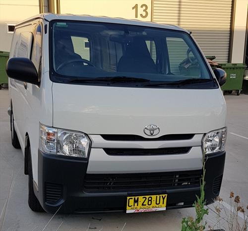 Toyota Hiace 0 Condell-park  14346