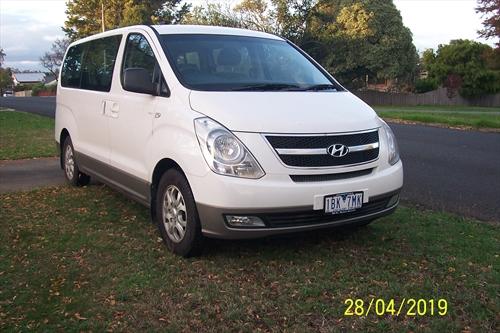 Hyundai iMax 0 Epping  14562
