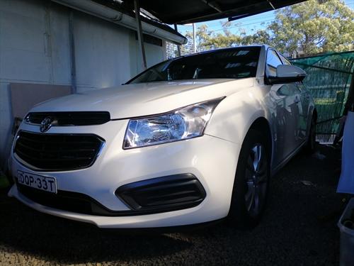 Holden Cruze 0 Peakhurst  14678