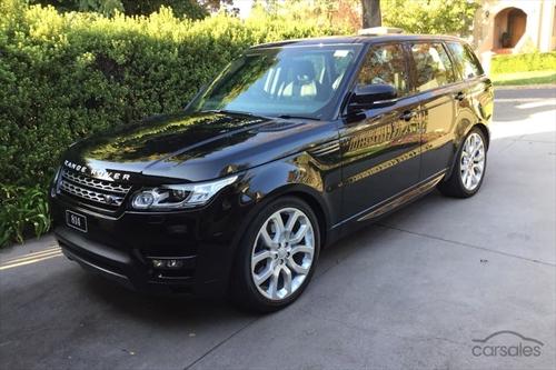 Land Rover Range Rover Sport 0 Woolloongabba 14724