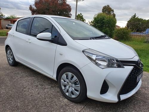 Toyota Yaris 0 Craigieburn  14786