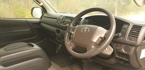 Toyota Hiace 0 Kellyville 14861