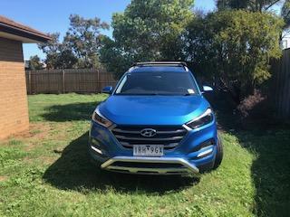 Hyundai Tucson 0 Werribee  15125