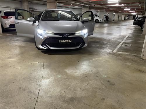 Toyota Corolla 0 Campbelltown 15830