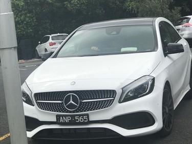 Mercedes-Benz A180 0 Tullamarine 14321