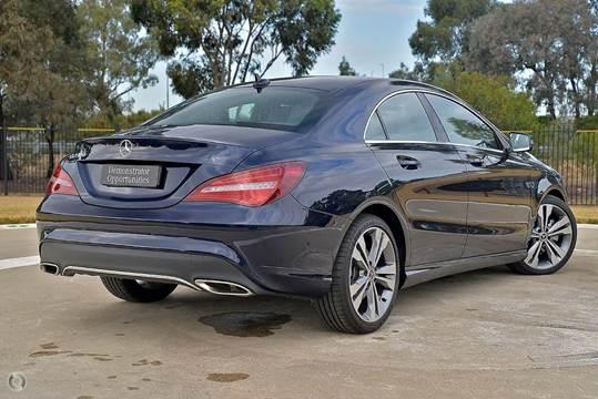 Mercedes-Benz CLA180 0 Tullamarine 14381