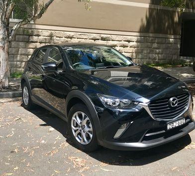 Mazda CX-3 0 Bondi-beach 10838
