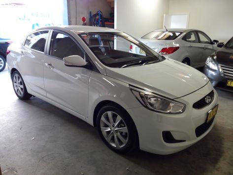 Hyundai Elantra 0 Greenacre 12131
