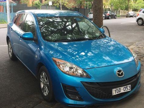 Mazda 3 0 East-melbourne  12260