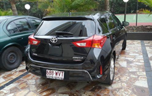 Toyota Corolla 0 Surfers-paradise 12483