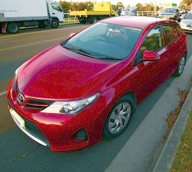 Toyota Corolla 0 Waterloo  12948