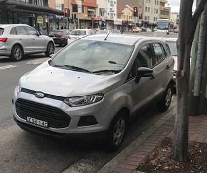 Ford EcoSport 0 Newport 13009