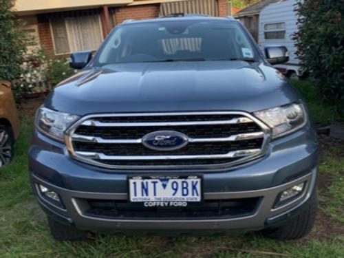Ford Everest 0 Glenroy 15154