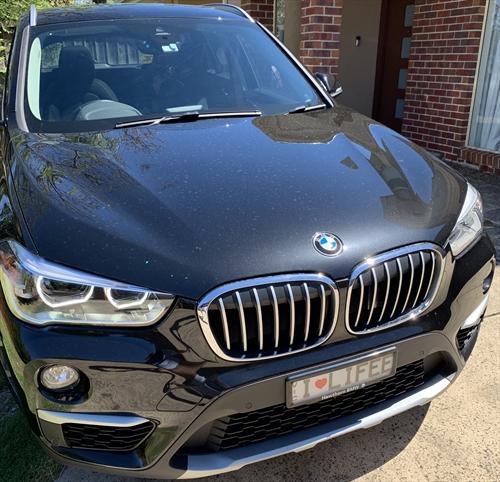 BMW X1 0 Tullamarine 14142