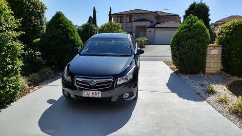 Holden Cruze 0 Westlake 10493