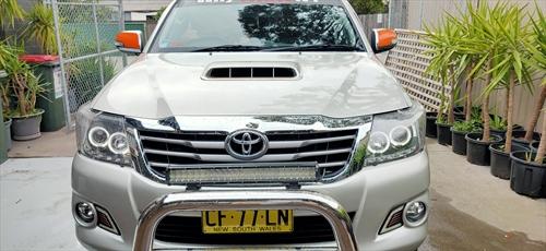 Toyota Hilux 0 Brighton-le-sands  14649