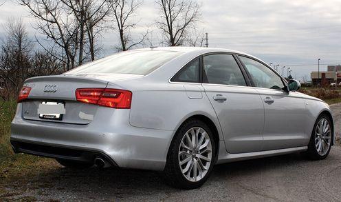 Audi A6 0 Melbourne 10400