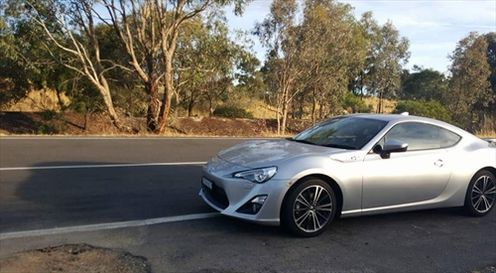 Toyota 86 0 South-yarra 11308