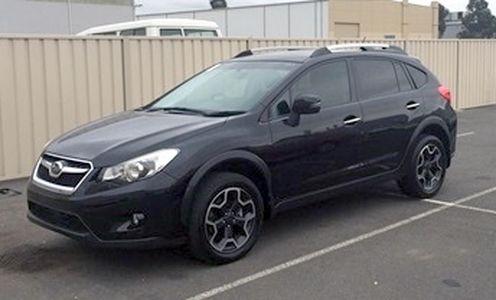 Subaru XV 0 Carlton-north 12539