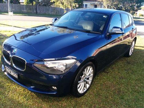 BMW 118i 0 Ashfield  12275