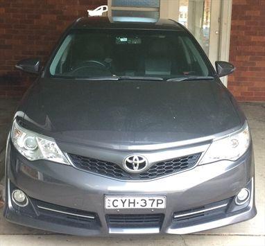 Toyota Camry 0 Parramatta  12480