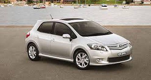 Toyota Corolla 0 Campsie  12675