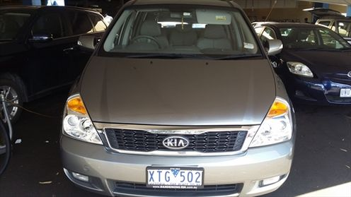 Kia Grand Carnival 0 Seabrook 12742