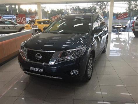 Nissan Pathfinder 0 Lakemba 12762