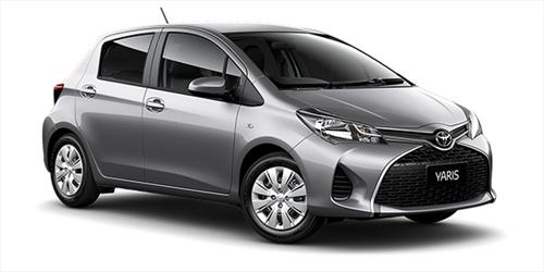 Toyota Yaris 0 Banksmeadow  14428